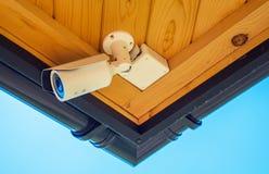 Home Surveillance Stock Photography
