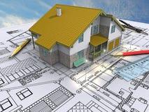 Home_SW_Isometric Photos stock