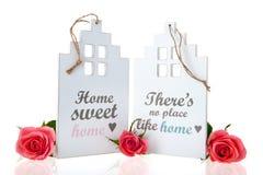 home sweet obraz stock