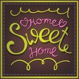 Home Sweet Home Stock Photos