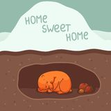 Home, sweet home Royalty Free Stock Photo