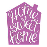 Home sweet home Stock Photos