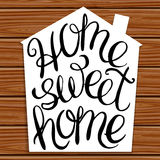 Home sweet home Royalty Free Stock Images