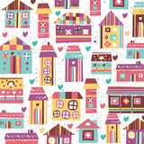 Home sweet home illustration Stock Photos