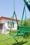 home swing Arkivfoto