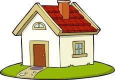 Home symbol Arkivbild