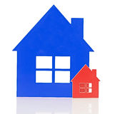 Home symbol Stock Photography