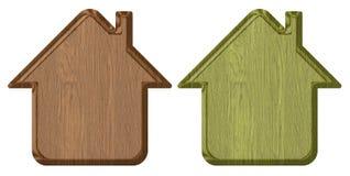 home symbol Arkivbilder