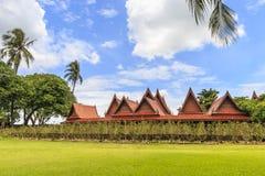 HOME tailandesa imagem de stock