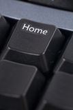 home tangent för dator Arkivfoton