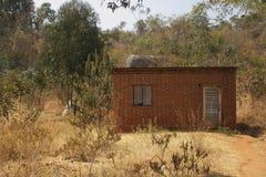 HOME tanzaniana foto de stock