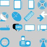 Home technology Royalty Free Stock Images
