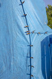Home Tenting / Structural Fumigation Stock Images