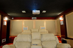 Free Home Theater Stock Image - 46801061