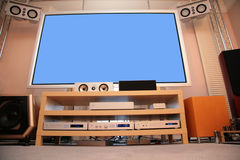 Home theater Stock Image