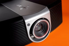 Home Theater Projector Royalty Free Stock Image