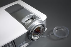 Home Theater Projector Royalty Free Stock Images