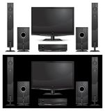 Home theatre Royalty Free Stock Image