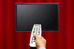Home theatre Royalty Free Stock Photography