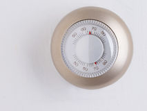 Home Thermostat Stock Image