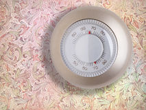 Home Thermostat Royalty Free Stock Photography