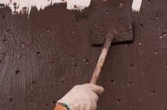 Home tiles renovation Stock Photography