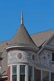 home tornvictorian arkivbild