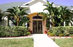 HOME tropical Fotografia de Stock