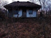 HOME velha Fotografia de Stock