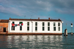 Home in Venice, Italy. Stock Photos