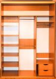 Home wardrobe Stock Photography