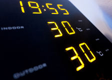 Home weather station Royalty Free Stock Photos