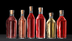 Home wine Stock Photos