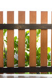 Home wooden terrace vintage design Stock Photography