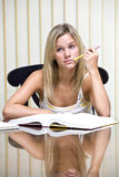 Home Work Stock Photos