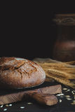 Homebaked bread Stock Images