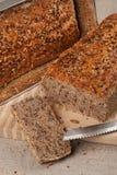 Homebaked bread royalty free stock photos