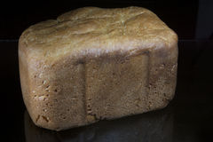 Homebaked Brot Stockfotografie