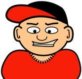 homeboy little royaltyfri illustrationer