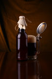 Homebrew beer Stock Photo