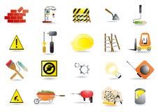 Homebuilding Hilfsmittel stock abbildung
