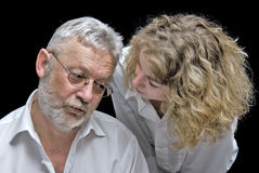 Homecare Stock Photography