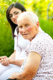 Homecare royalty free stock images