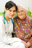 Homecare Royalty Free Stock Photos