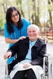 Homecare Royalty Free Stock Photography