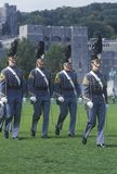 Homecoming Parade. West Point Military Academy, West Point, New York Stock Photo