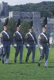 Homecoming Parade, West Point Military Academy, West Point, New York Stock Image