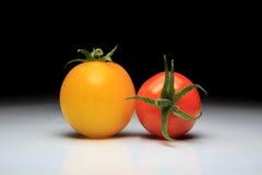Homegrown κόκκινη φρέσκια ντομάτα στοκ φωτογραφίες με δικαίωμα ελεύθερης χρήσης
