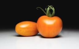 Homegrown κόκκινη φρέσκια ντομάτα στοκ φωτογραφία με δικαίωμα ελεύθερης χρήσης