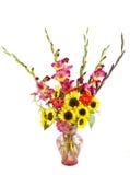 Homegrown Blumen Lizenzfreie Stockbilder